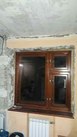 Продам окно в хорошем состоянии 1,45*1,45