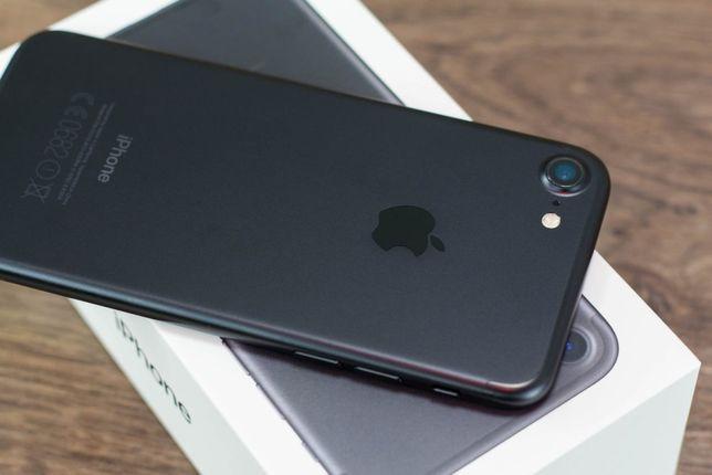 "Оригинальный Apple IPhone 7 32GB Black Newerlock 128GB 256GB 4.7"" 12МП"