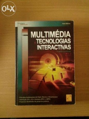 LIvro Multimedia Tec. Interactivas