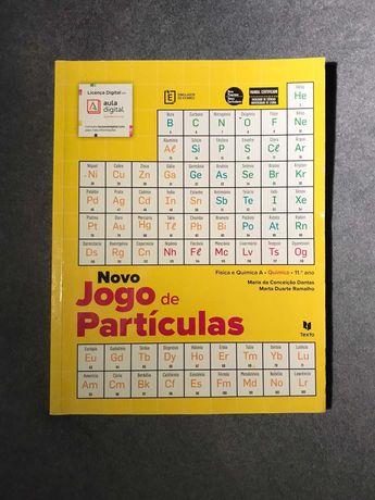 """""""NOVO JOGO DE PARTÍCULAS"""" - Física e Química 11 Ano"""