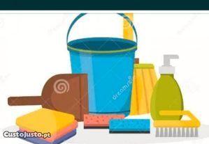 Limpezas em casas de férias
