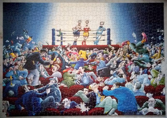 Puzzle Heye 1000 peças