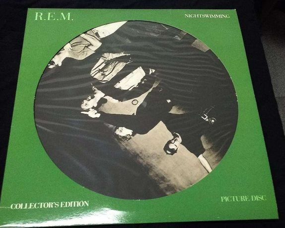 R.E.M. Nightswimming - Collector's Edition Picture Disc