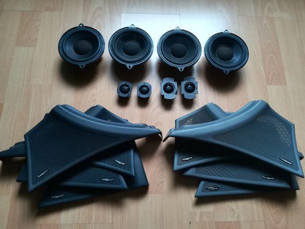 Cabasse głośniki maskownice audio Renault Laguna 2 II