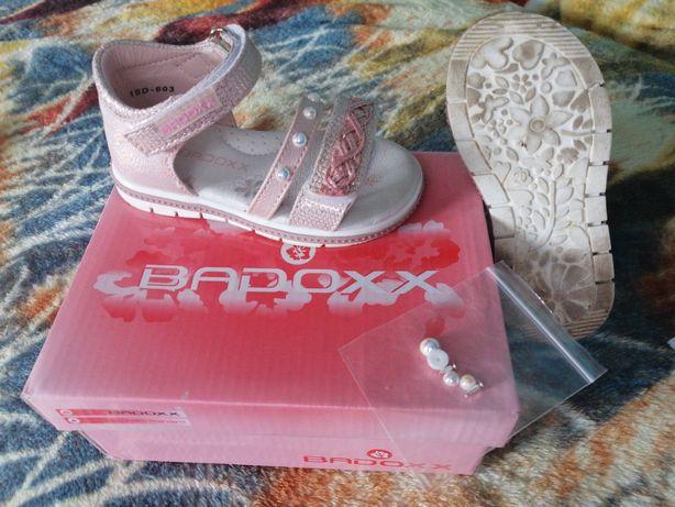 Sandały dziewczęce BADOXX roz. 20