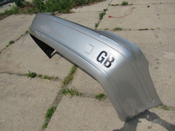 mercedes W211 SEDAN zderzak tył kompletny
