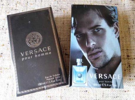 Мужские духи парфюм Versace Pour Homme. Новые.