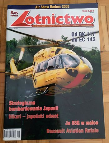 Lotnictwo nr 8/2005