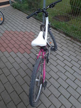 Rower górski dla dziewczynki