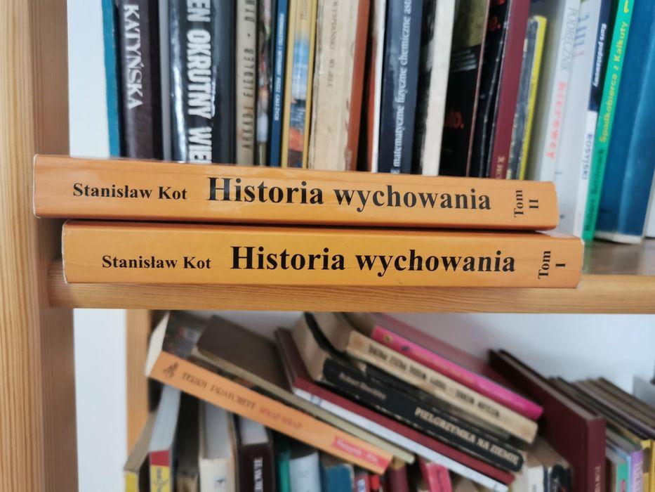 Książka historia wychowania Kot Piwniczna-Zdrój - image 1