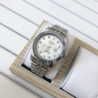 Zegarek Rolex Datejust Diamond All Silver Automatic AAA