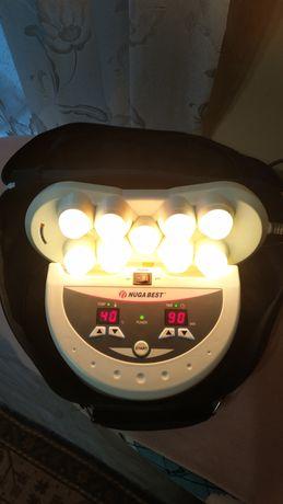Массажёр Нугабест NM300 растяжка спины прогревание нефритовый проектор