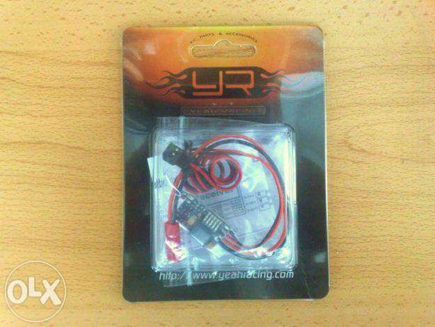 Bec UBEC Regulador voltagem Lipo YEAH RACING