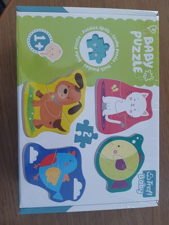 Puzzle trefl baby