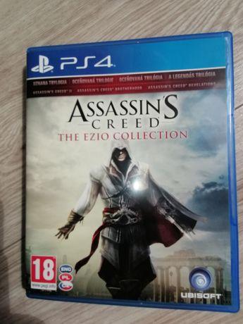 Assassin's creed ezio collection ps4