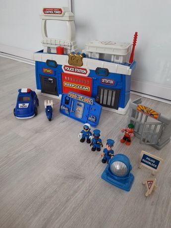 Keenway игровой набор полицейский участок