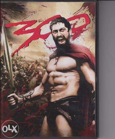 Filme DVD «300» - com Gerard Butler