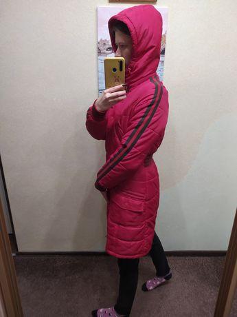 Молодёжное итальянское пальто в спортивном стиле