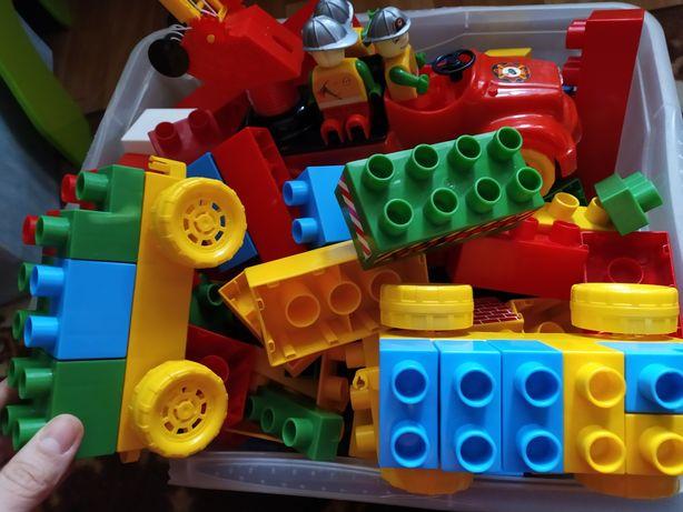Конструктор Wader от 1 года 12 месяцев 2 набора Lego Mega Bloks