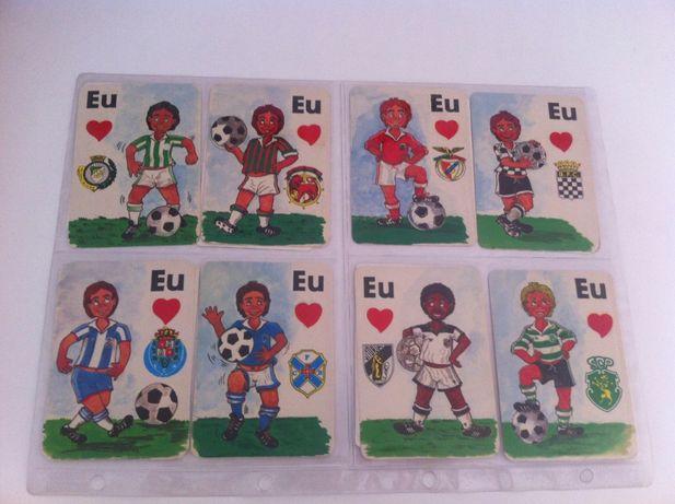 Calendários - Clubes de Futebol, 1992