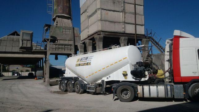 Послуги цементовозу