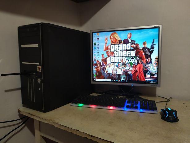 Игровой компьютер GTX550ti/Intel® Core™ i5/8gbDDR3/GTA5/CSGO/RUST/DOTA