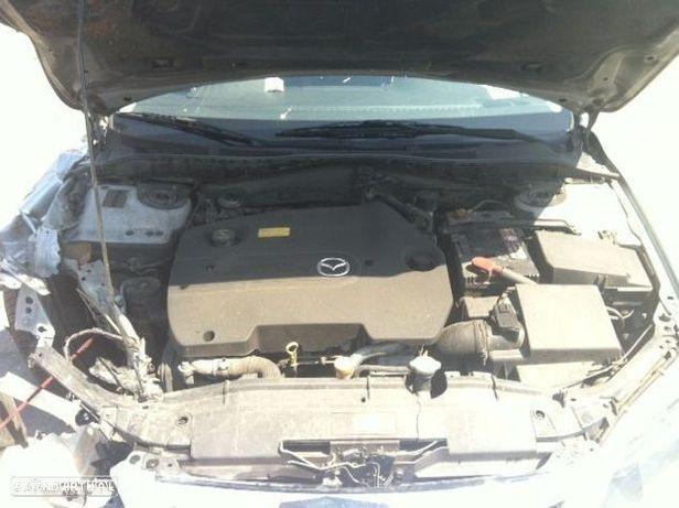 Motor Mazda 3 6 5 2.0D 143cv RF7J Caixa de Velocidades Automatica - Motor de Arranque  - Alternador - compressor Arcondicionado - Bomba Direção