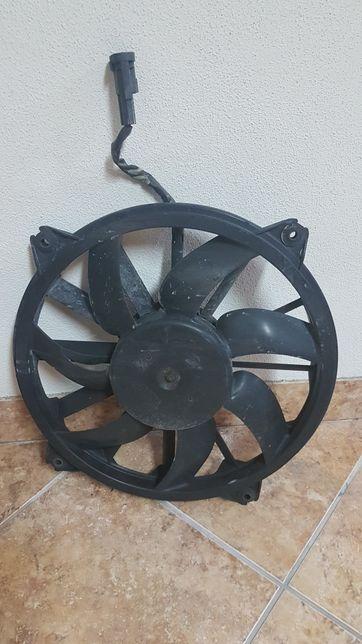 Ventoinha de radiador de peugeot 307 hdi 2004