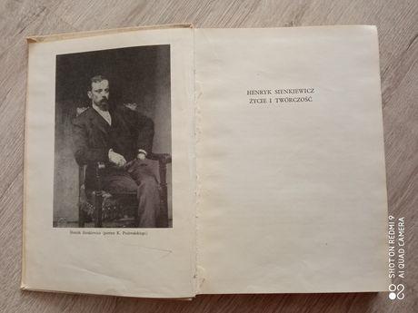 Życie i twórczość. Henryk Sienkiewicz