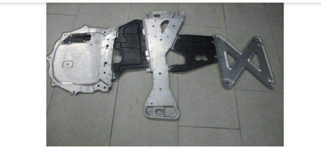 Fiat 124 spider mazda mx5 защита двигателя и коробки