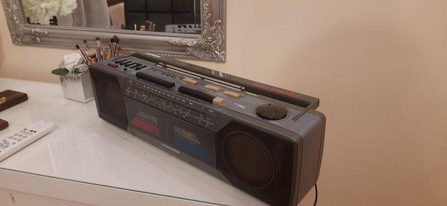 Radimagnetofon Niemiecki Telefunkenn