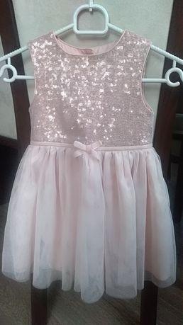 Sukienka firmy HM rozm. 92