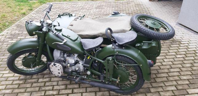 Naprawa, Regeneracja, kompletny remont zabytkowych motocykli i części