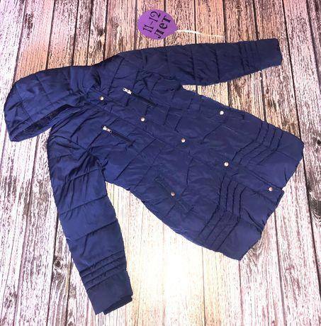Зимнее пальто George для девочки 11-12 лет, 146-152 см