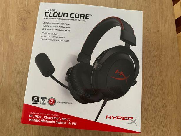 Наушники HyperX Cloud Core