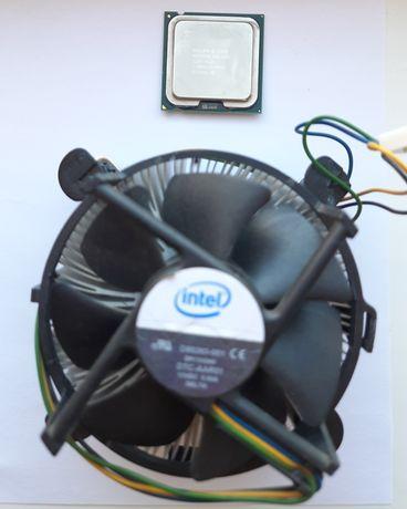 Процессор Intel Pentium Dual-Core E2160 1800Ггц. Socket 775.