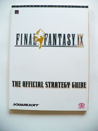 Final Fantasy IX - The Official Strategy Guide 2000