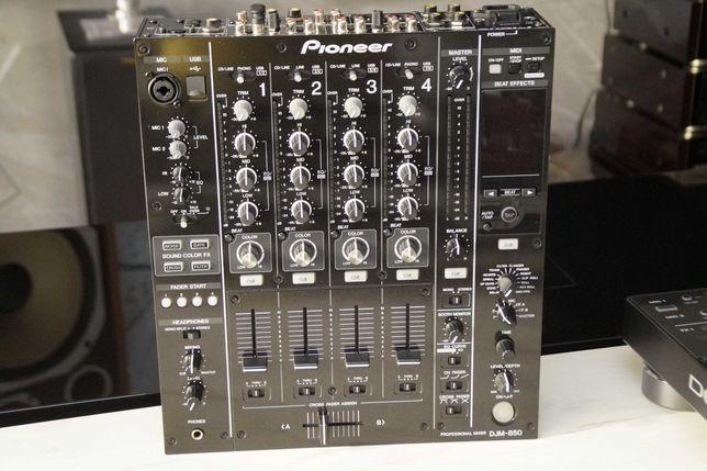Pioneer DJM 850 Idealny Skup Zamiana CDJ 750/800/900/2000