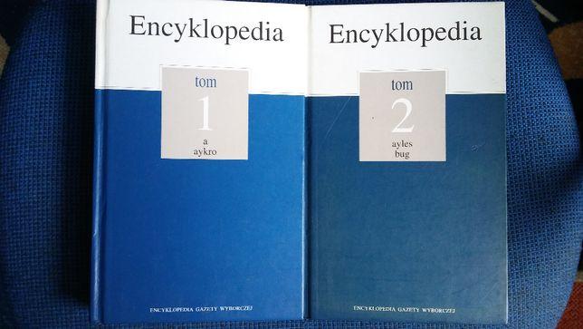 Encyklopedia Gazety Wyborczej – Tomy 1 i 2