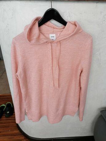 Sweterek damski z kapturem Sinsay
