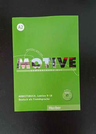 Motive A2 niemiecki Arbeitsbuch