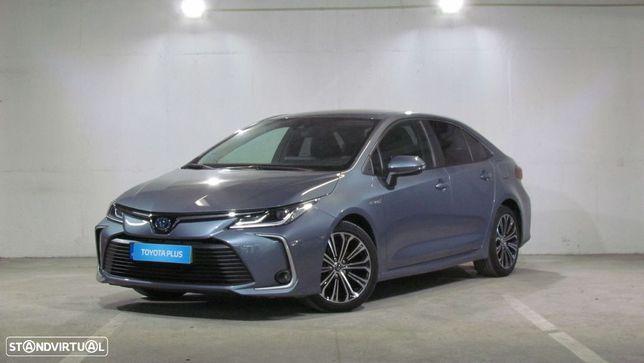 Toyota Corolla 1.8 Hybrid Exclusive