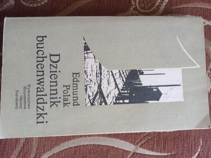 Dziennik Buchenwaldzki wydawnictwo MON unikat Nowy Sącz - image 1