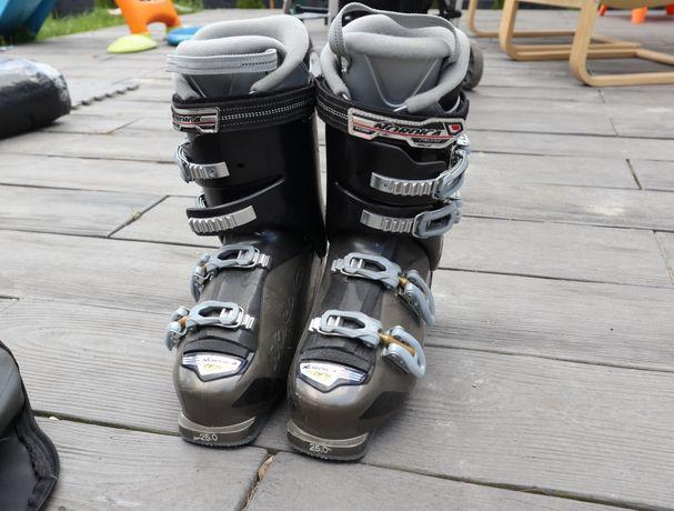 Buty narciarskie damskie rozm. 37 38