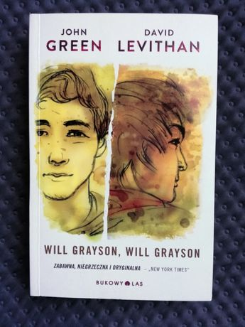 Will Grayson, Will Grayson John Green David Levithan