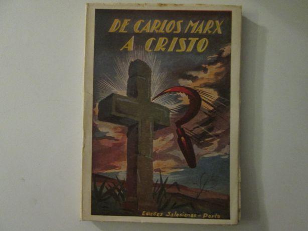 De Carlos Marx a Cristo- M. Pernette