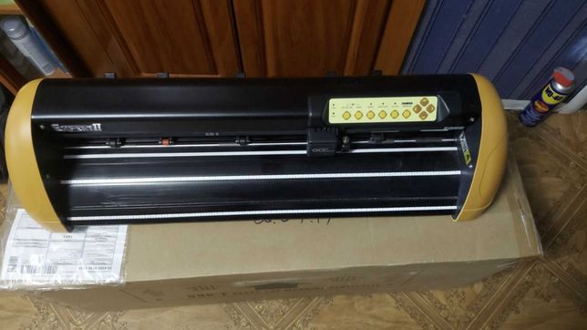 Б/у режущий плоттер GCC Expert II 24, (ширина 600 мм)