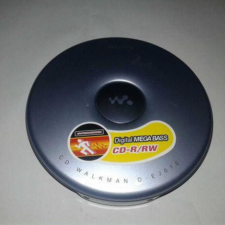 Discman Sony D-EJ010