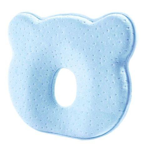 Poduszka ORTOPEDYCZNA dla niemowląt dzieci 0+  Z dziurką