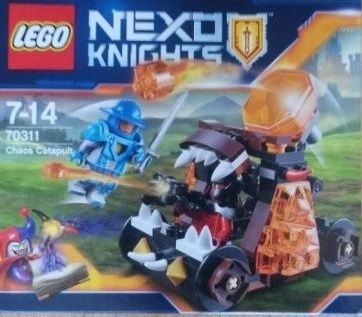 Lego NEXO KNIGHTS 70311 Katapulta chaosu 24H sklep Łódź FVAT23%